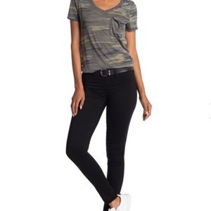 AG Black Super Skinny Ankle Legging Jeans